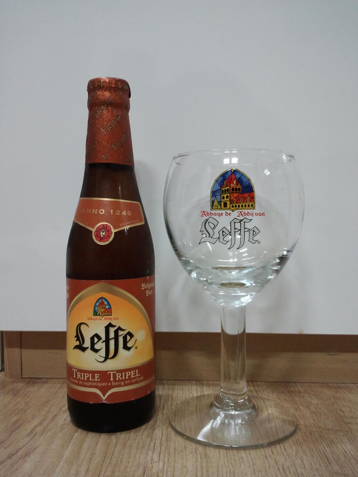[벨기에] Leffe Tripel(레페 트리펠) 산뜻한 느..