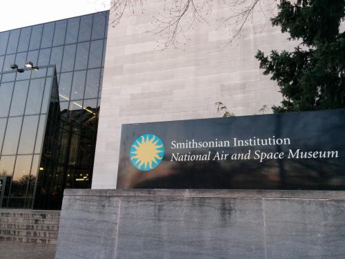 스미소니언 항공 우주 박물관 D.C. Smithsonian..