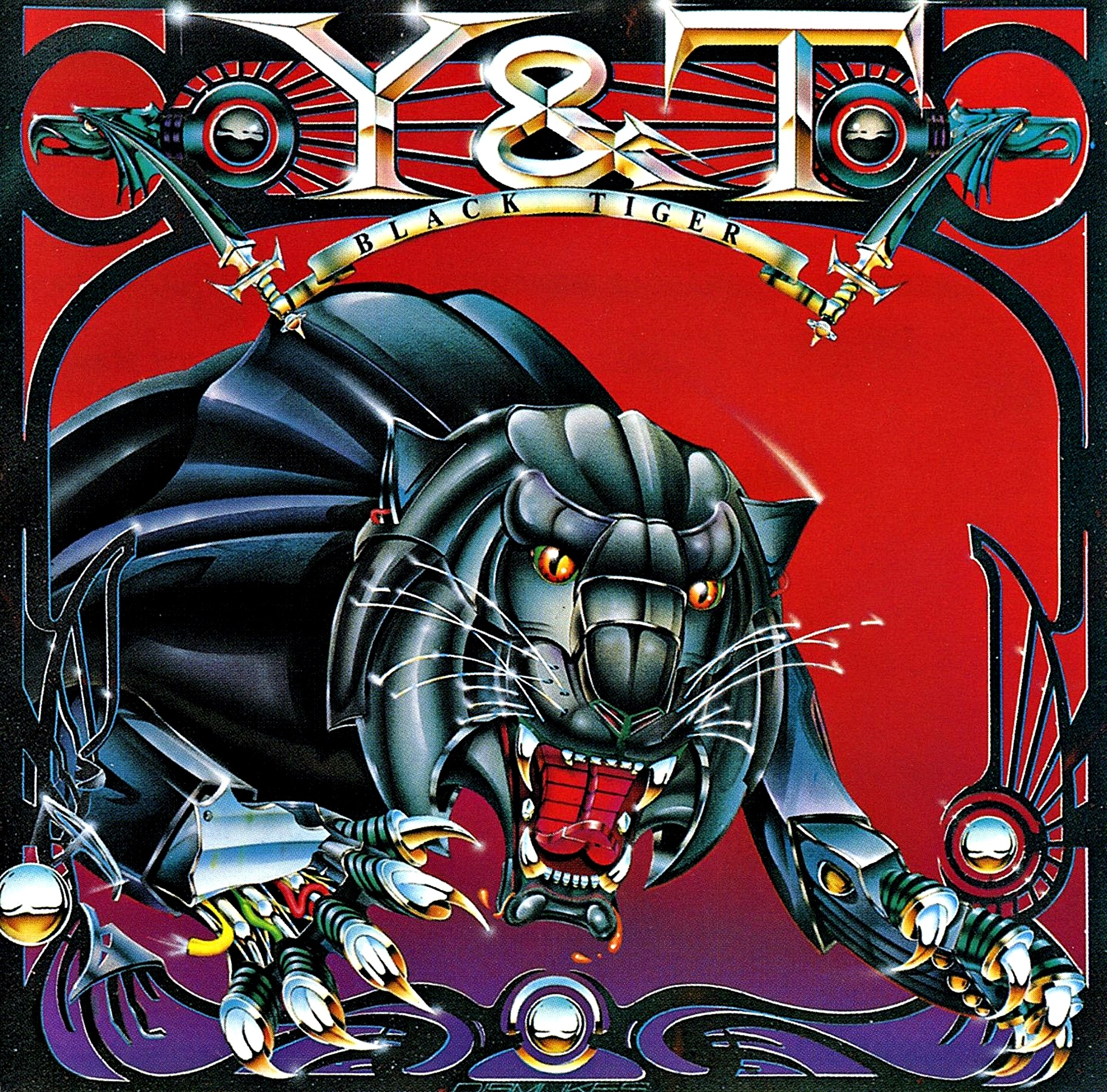 Y&T - Forever