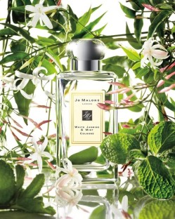 Perfume Parlour: White Jasmine and Mint by Jo..