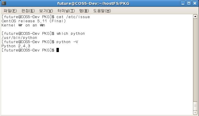 [CentOS 5.11] Python 2.7.8 및 pip 설치하기