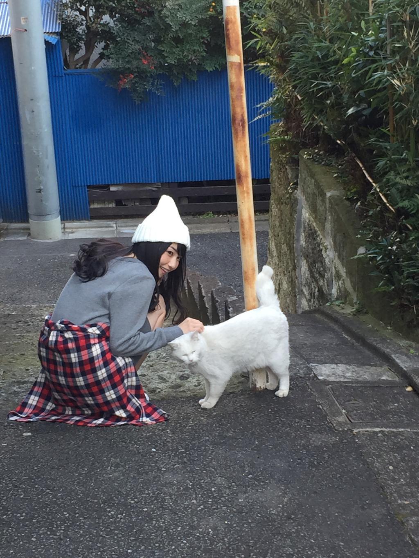 성우 아마미야 소라씨의 사진, 주간 영점프 미게재 ..