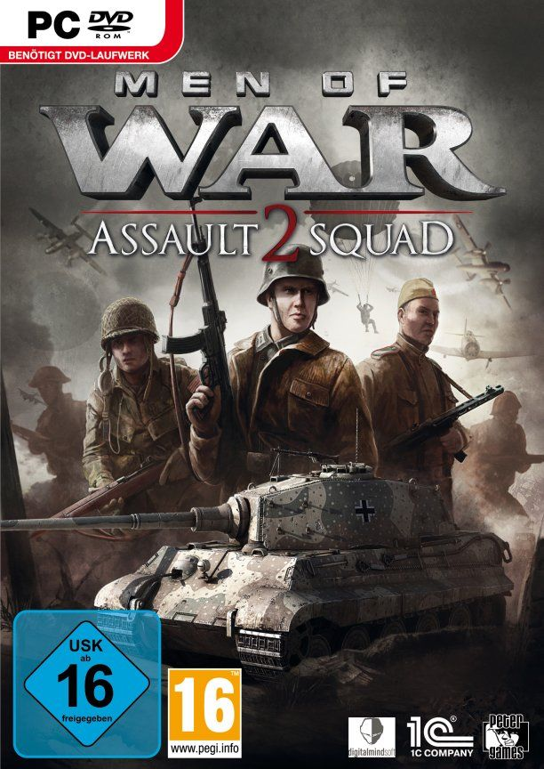 Men of War Assault Squad 2    3.036 트레이너