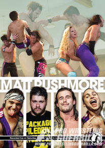 PWG Matt Rushmore Review