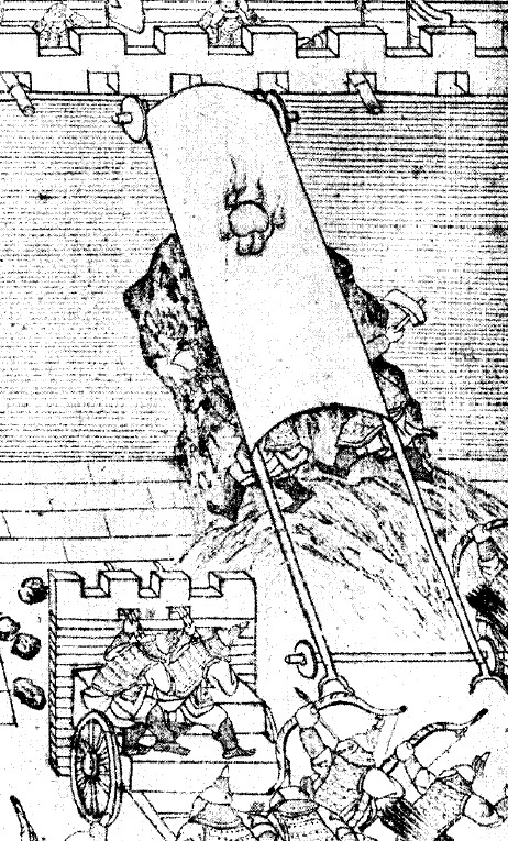 누르하치 팔기군의 규모-2부 1621년 9만6천(정충신의 ..