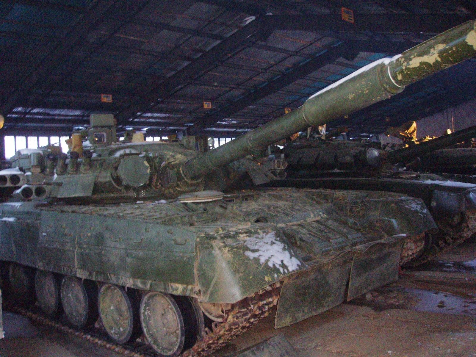 T-80UM2은 Object 640가 아니였어!
