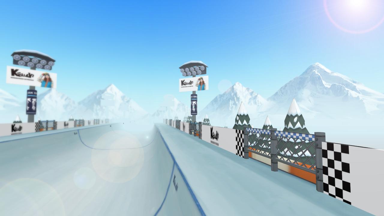 Let's Snowboard. 거대한 변화의 시발점 '쉐도..