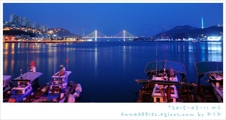 [여수] 로맨틱 밤바다
