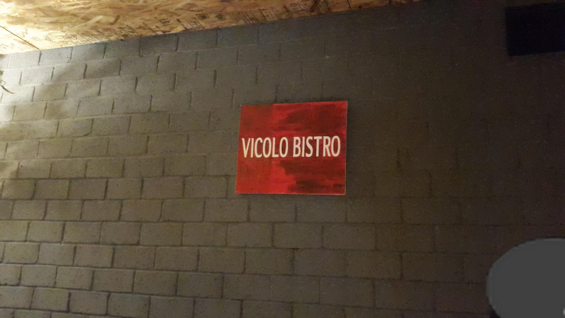 부천역-VICOLO BISTRO 맛있는 화덕피자