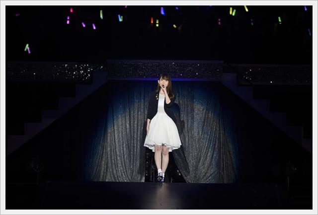 코지마 하루나, AKB 젊은 멤버의 콘서트에 등장! ..