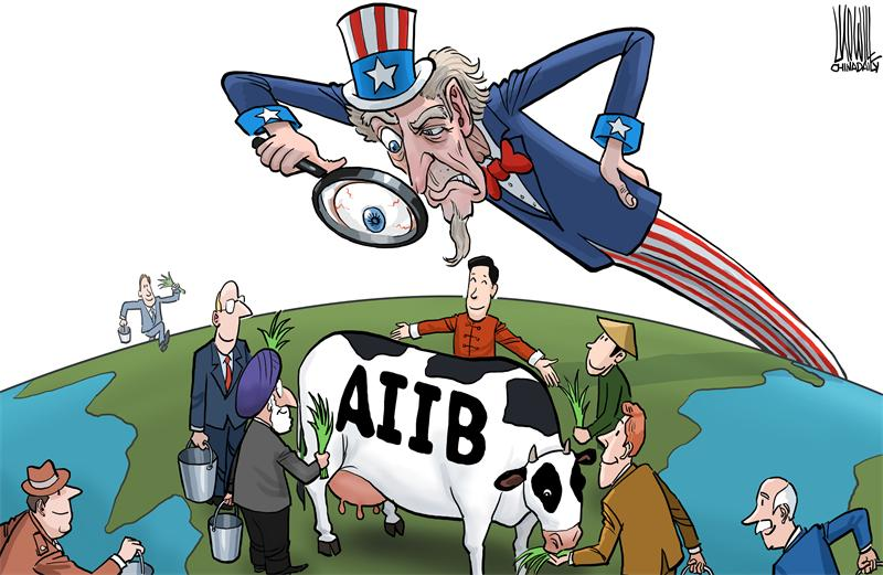 Asia Infrastructure Investment Bank (AIIB)..