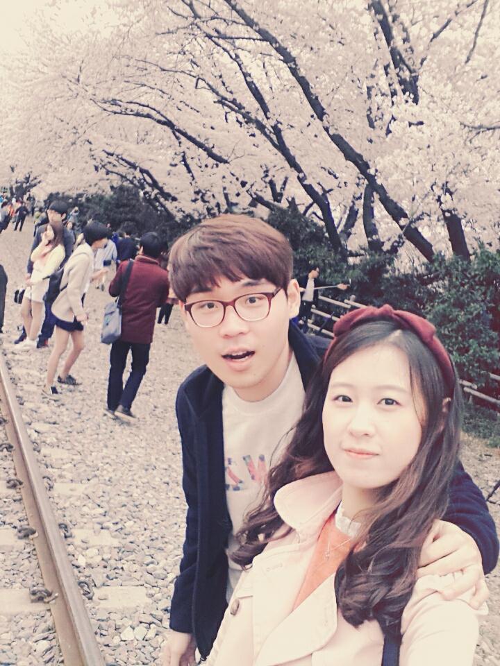 진해 군항제 벚꽃축제 다녀오다.