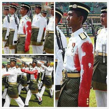 말레이시아 행진 대 참사