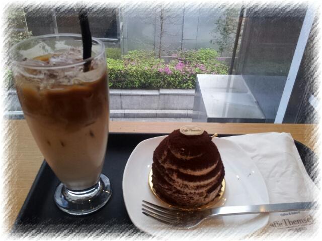 [카페뎀셀브즈] 커피와 케이크