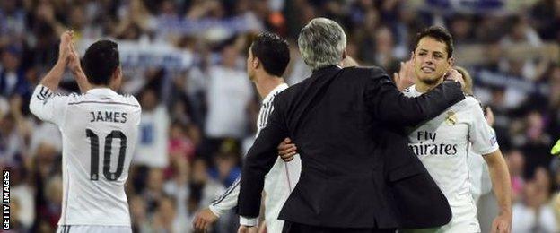 [BBC]레알 vs 아틀레티코, 콩차리토의 그날