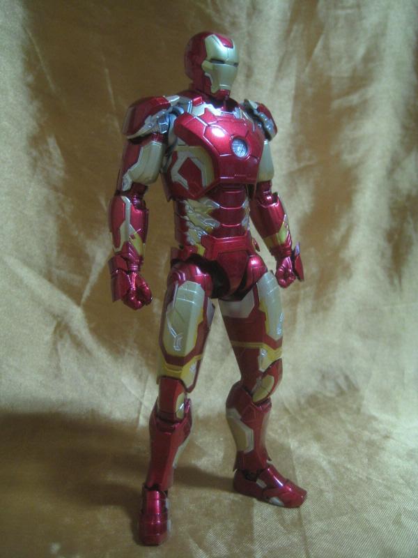 S.H.F - 아이언맨 MK43 (어벤저스 에이지 오브 ..