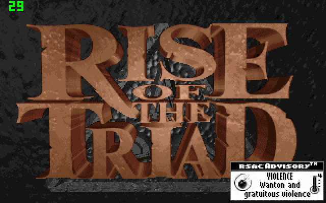 Rise of the Triad (2013) - #0: 1994년 원작
