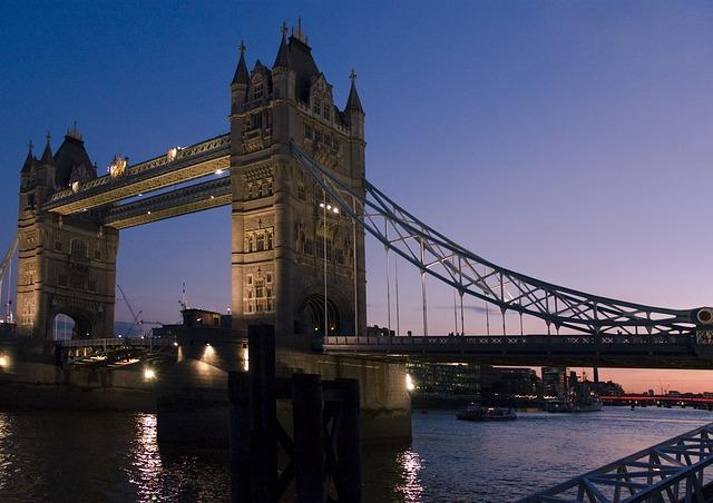 영국 런던 여행 정보 및 tip 정리 (런던 날씨, 숙소..