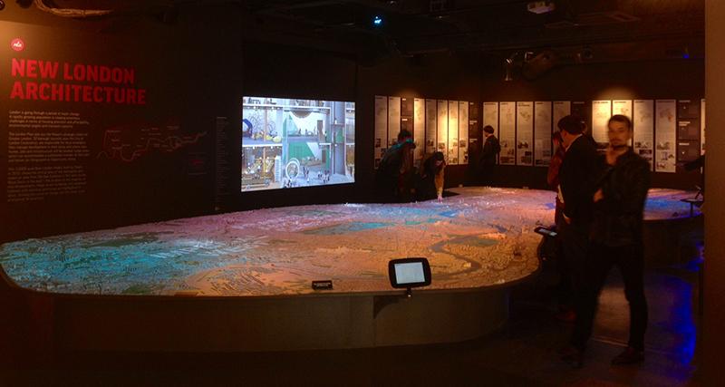 런던의 새로운 도시 모형: New Interactive Lond..