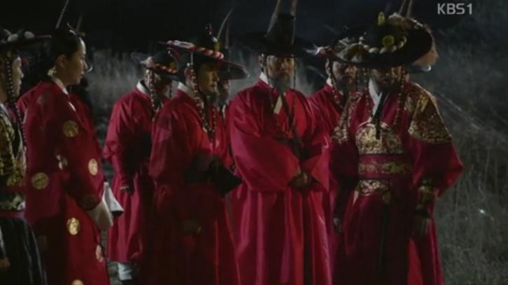 드라마 징비록과 류성룡의 캐릭터 (문소만록 인용)