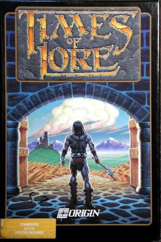 Times of Lore (Origin, 1988)