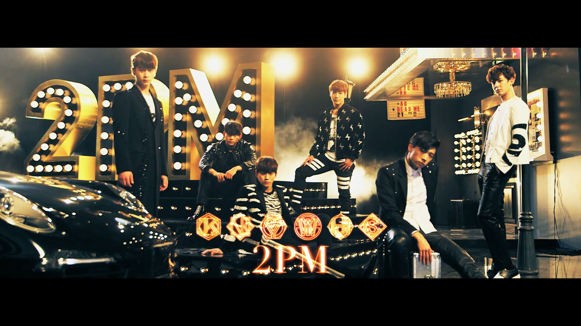[가사번역] Burning love - 2PM