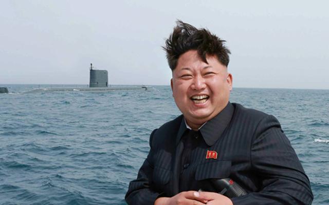 """""""북한 김정은이 한국에게 하고 싶은 말은?"""""""