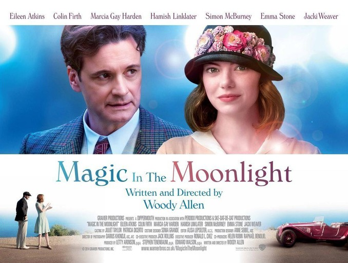 매직 인 더 문라이트 Magic in the Moonlight , 2014