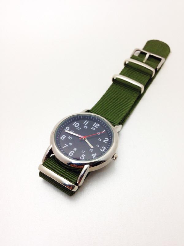 [지름] Nato Watch
