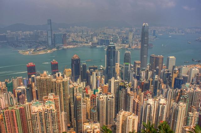 홍콩 여행 정보 (여행 날씨, 홍콩 호텔, 관광지,..