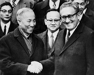 키신저, 베트남전에 대해서,1969년