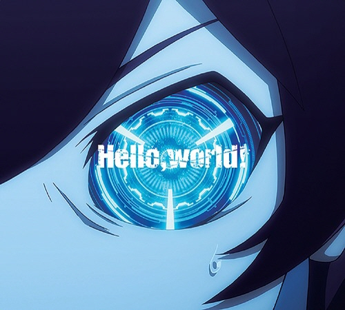Hello, world! - Bump Of Chicken