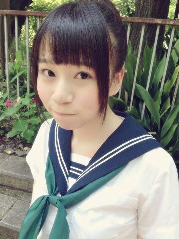 성우 타나베 루이가 자신의 블로그에 올린 사진 한장