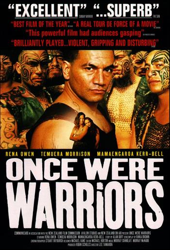 리 타마호리의 전사의 후예 (Once Were Warriors, 1..