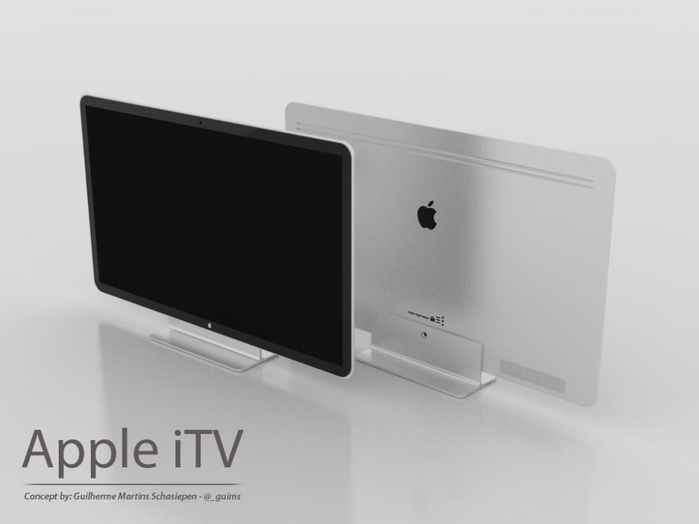애플제 TV는 없다?