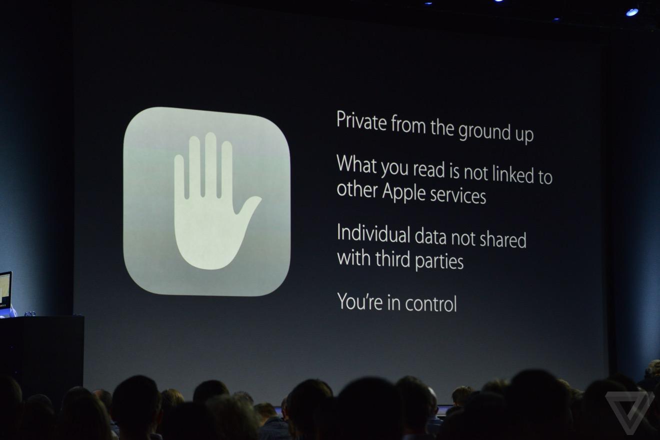 iOS의 변화(WWDC2015)