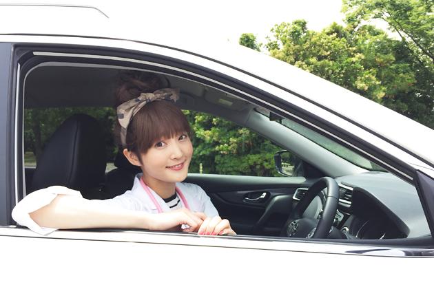 성우 쿠보 유리카 & 레이스 퀸 히노 레이카의 사진