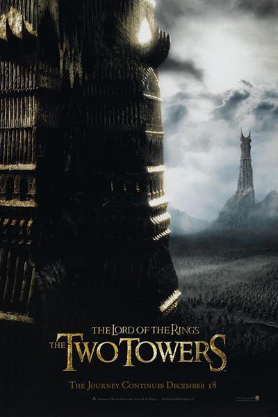 몰락의 비극, 두 개의 탑