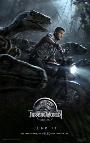 쥬라기 월드 IMAX 3D - 신구조화 돋보이는 공룡 테..
