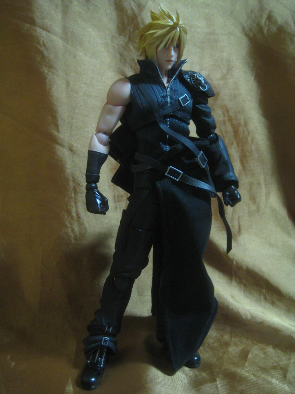 Play Arts KAI - Cloud Strife (Final Fantasy VI..