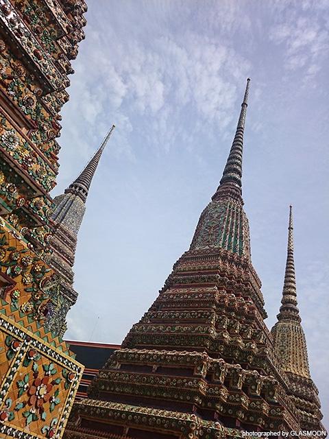 방콕의 사원