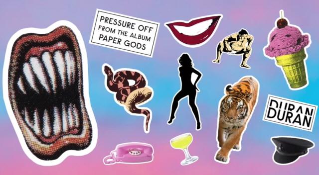 [리뷰] Duran Duran - Pressure Off