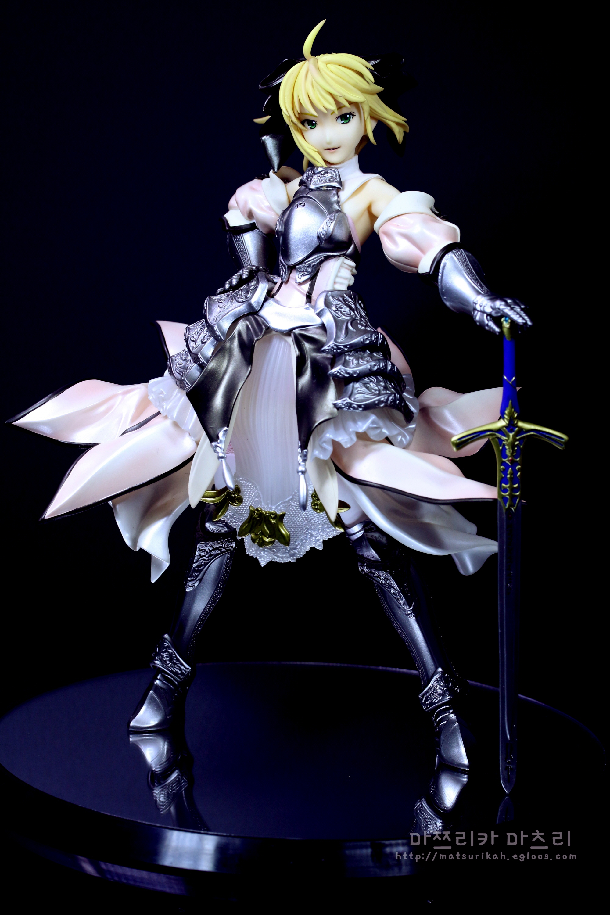 GIFT 1/8 세이버 릴리 - Fate/Unlimited Codes