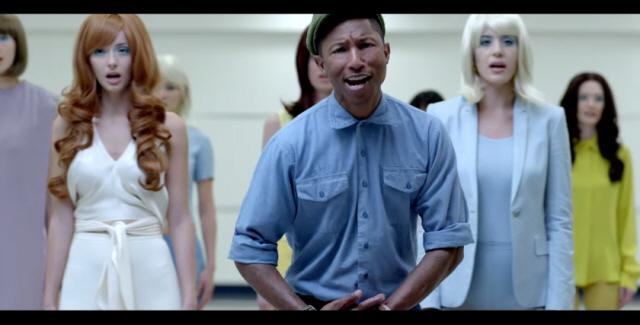 Pharrell Williams - Freedom