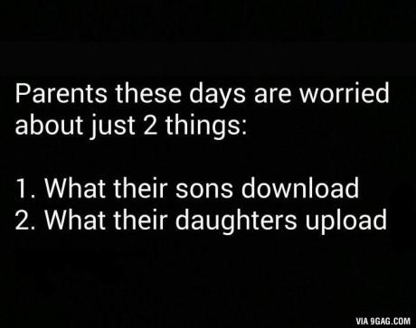 요즘 부모님의 걱정 2가지