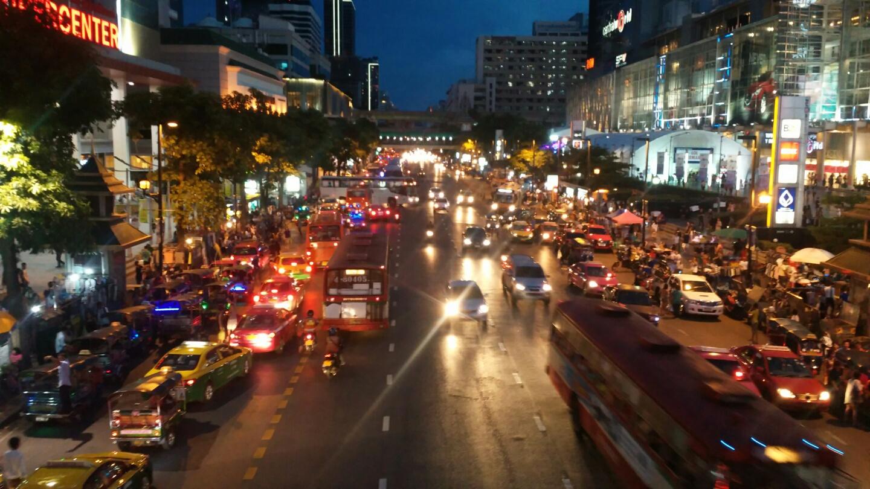 방콕 마지막