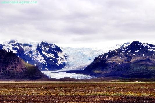 [Iceland] #13 -  인터스텔라의 촬영지 스카프..