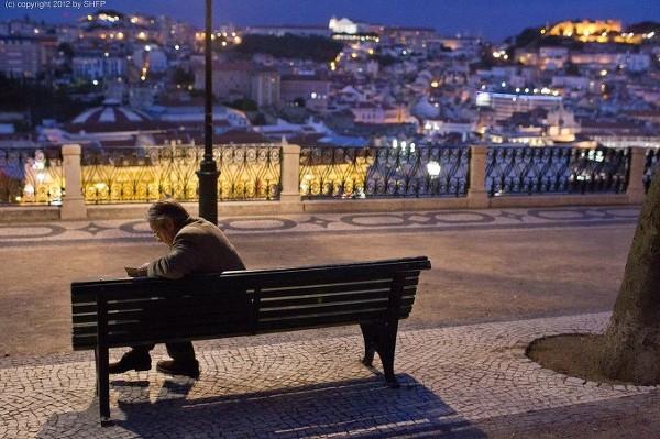 리스본행 야간열차 Nachtzug nach Lissabon..