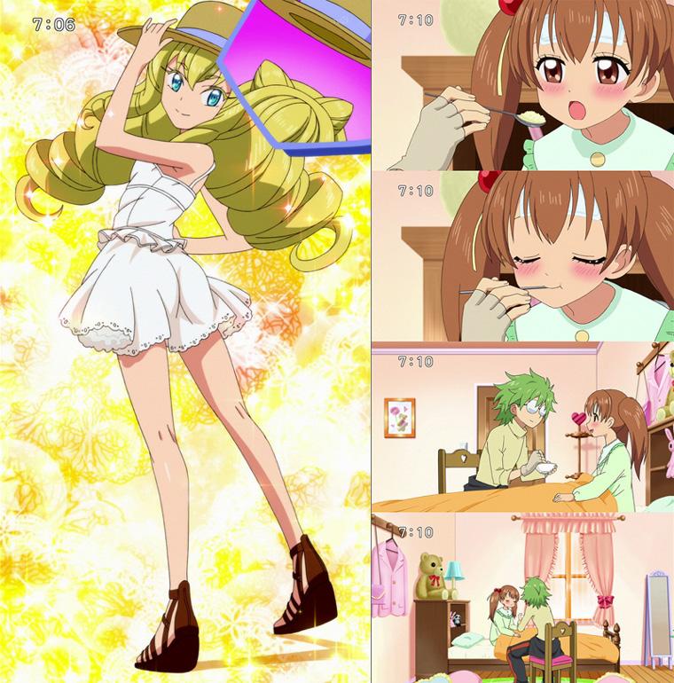 최근의 미소녀 애니메이션