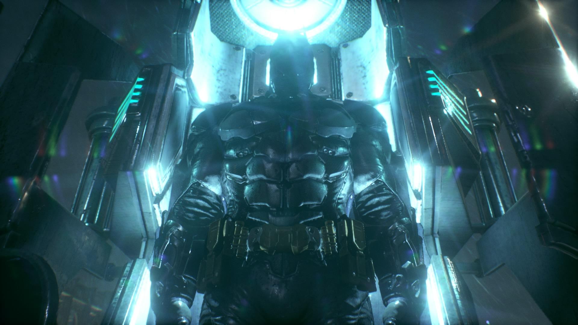 [아캄나이트] 배트맨 토탈진행도 52퍼 중간점검.